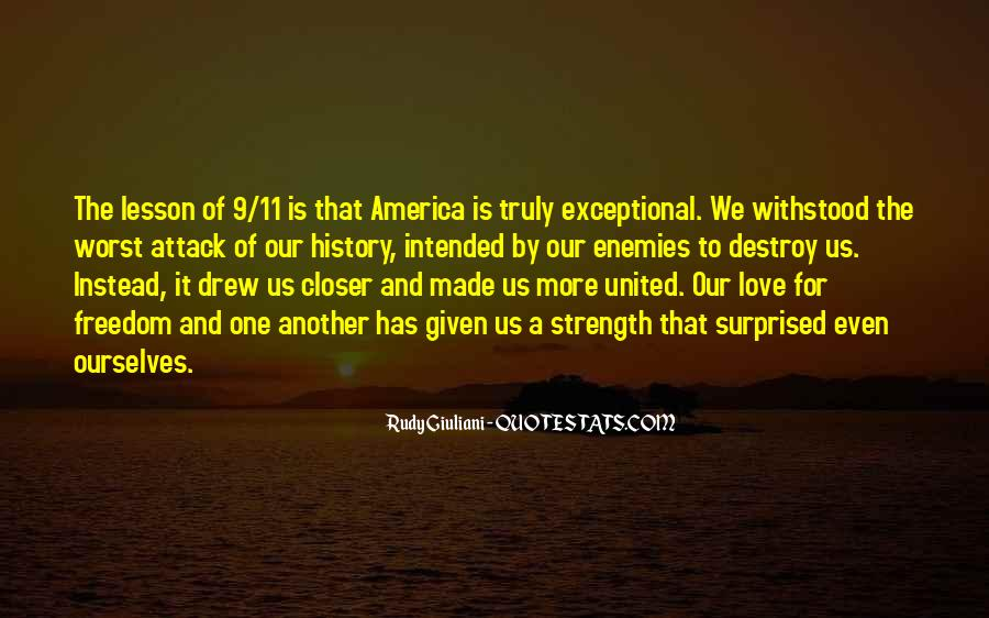 Quotes About 9/11 Attack #836630