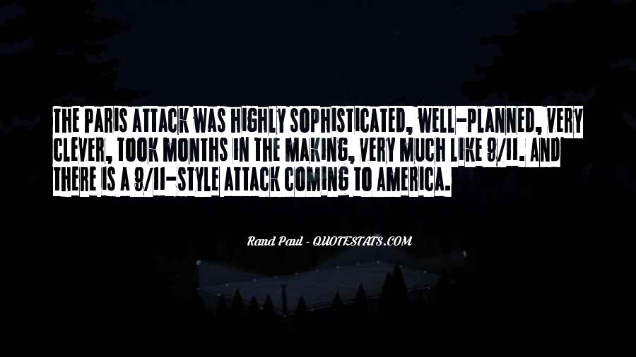 Quotes About 9/11 Attack #882321