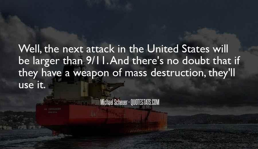 Quotes About 9/11 Attack #952725
