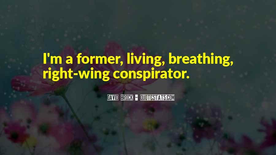 Conspirator Quotes #1562729