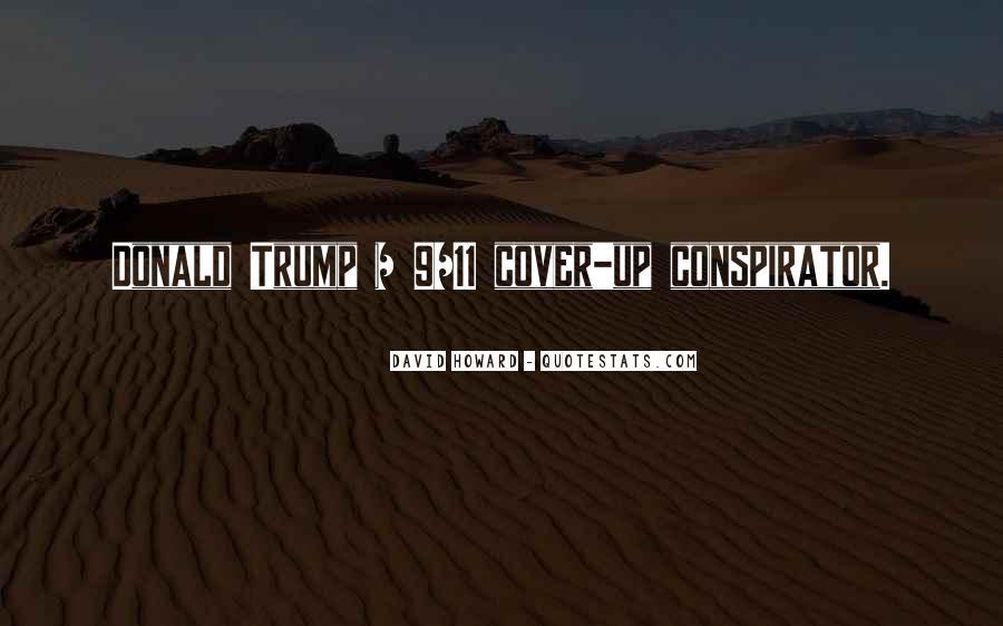 Conspirator Quotes #1700214