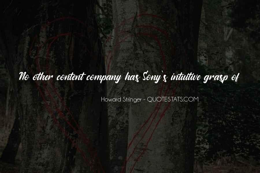 Contentment's Quotes #1013944