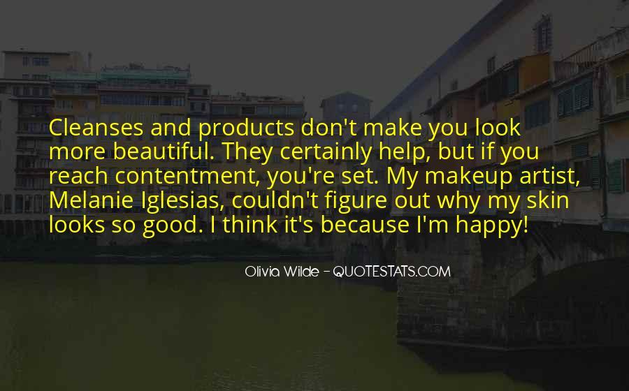 Contentment's Quotes #1053455