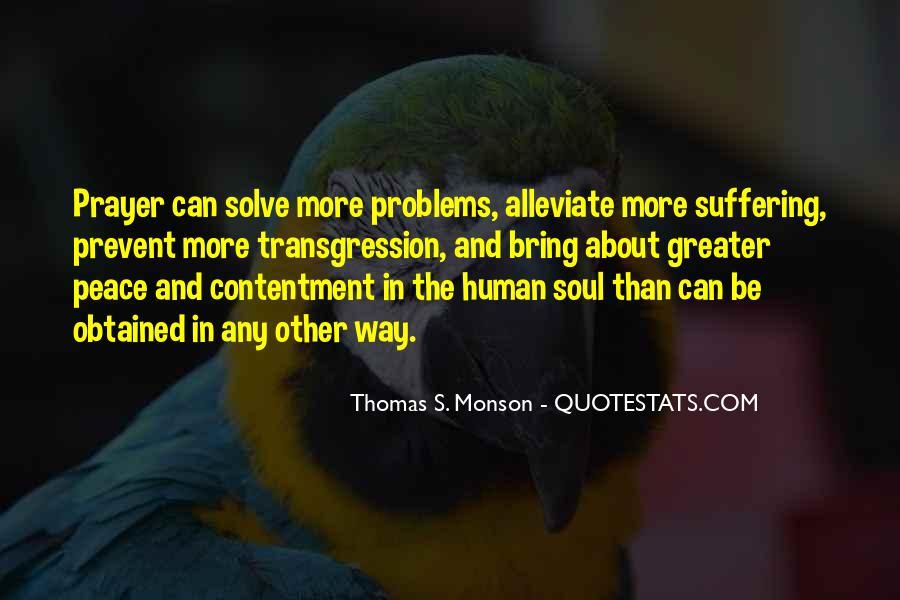 Contentment's Quotes #1229387