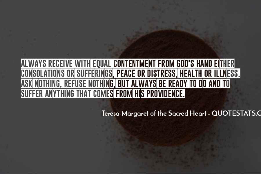 Contentment's Quotes #194154