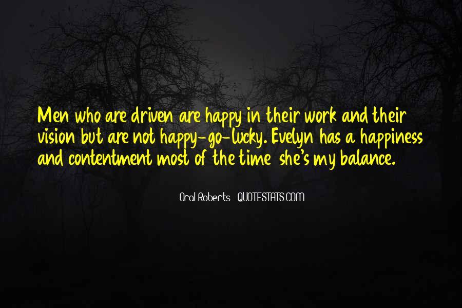 Contentment's Quotes #218473