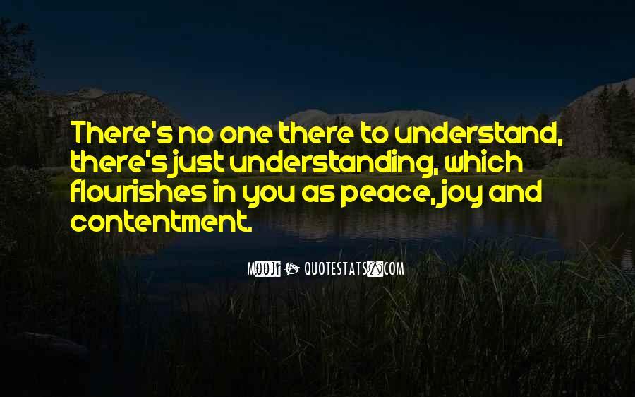 Contentment's Quotes #370001