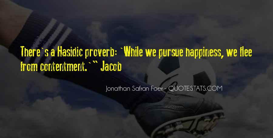 Contentment's Quotes #381627