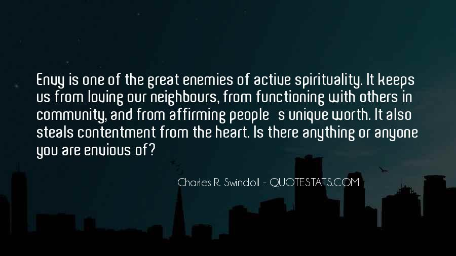Contentment's Quotes #410368