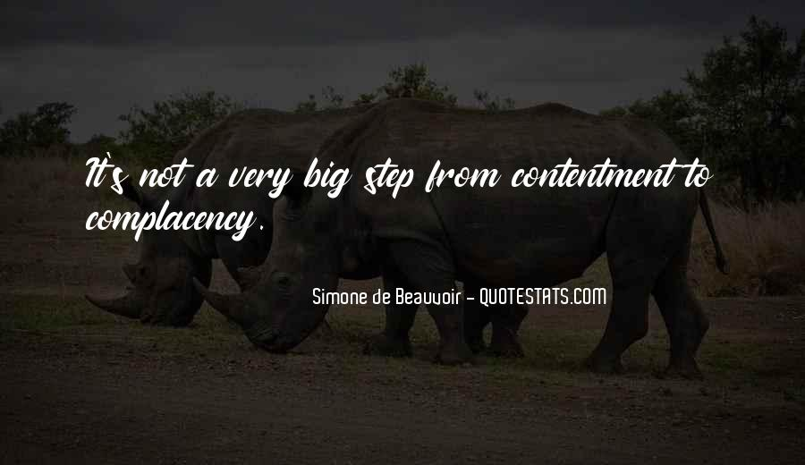 Contentment's Quotes #430450