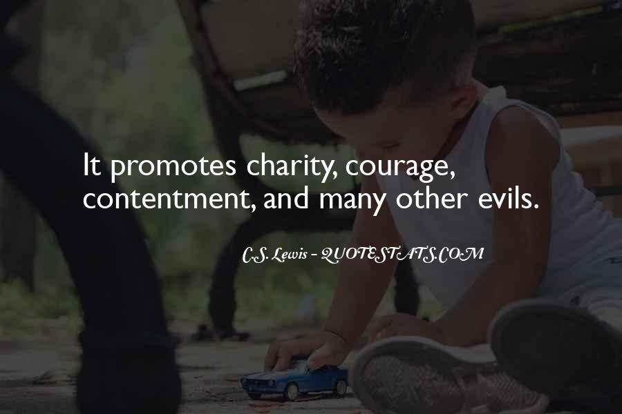 Contentment's Quotes #43916