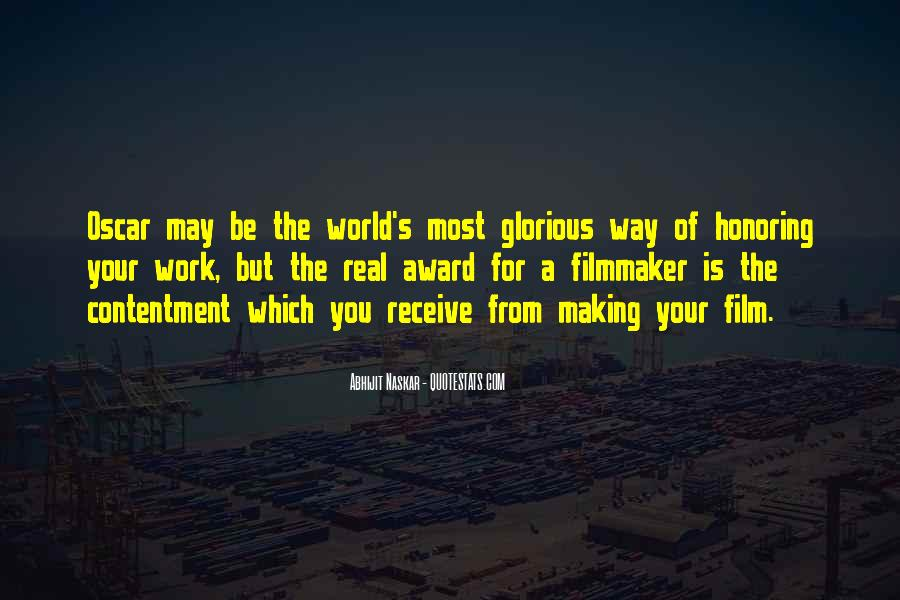 Contentment's Quotes #469141