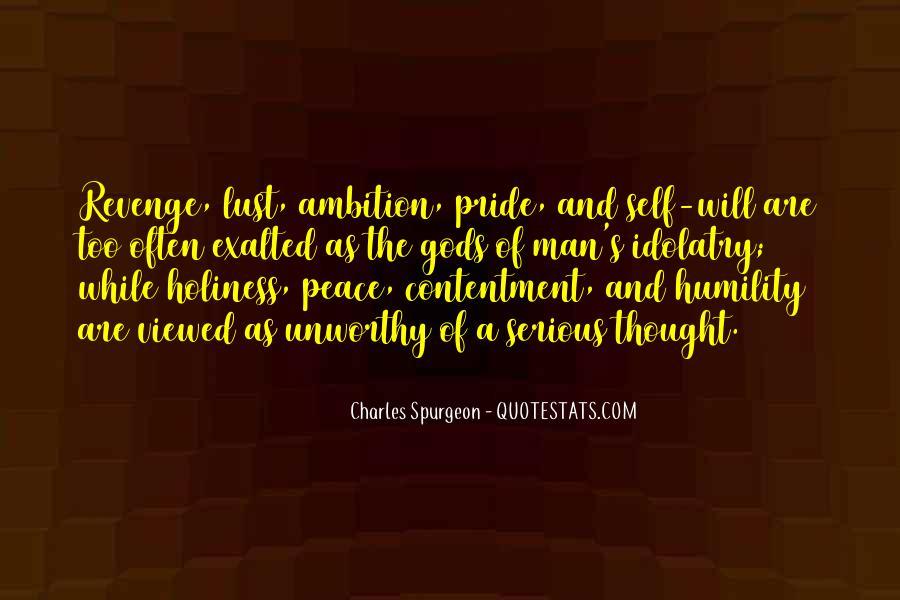 Contentment's Quotes #509763