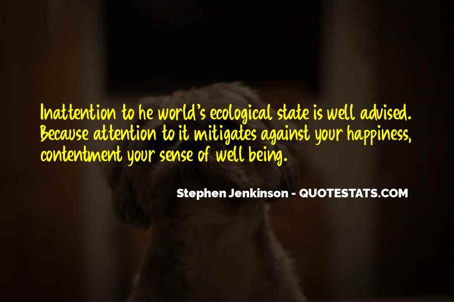 Contentment's Quotes #514551