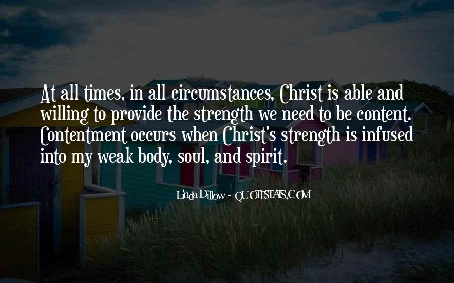 Contentment's Quotes #557566
