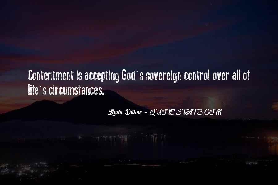 Contentment's Quotes #728476