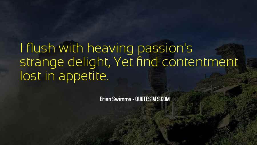 Contentment's Quotes #825293