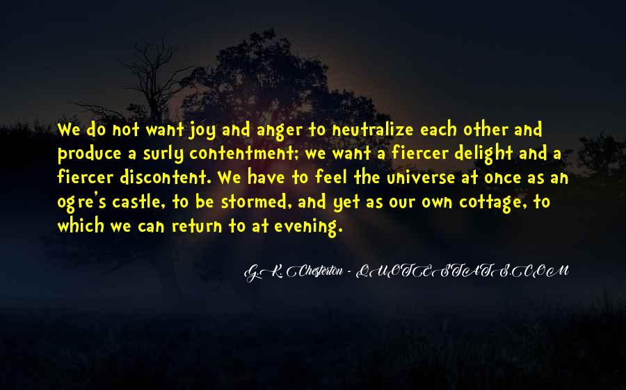 Contentment's Quotes #83955