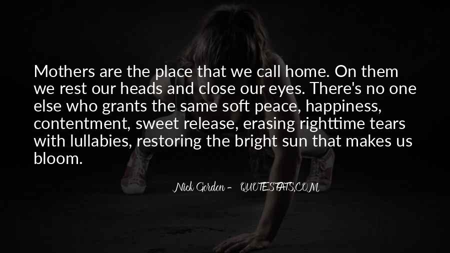 Contentment's Quotes #859638