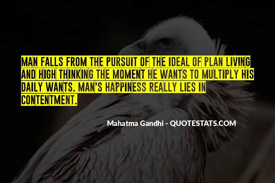 Contentment's Quotes #963517