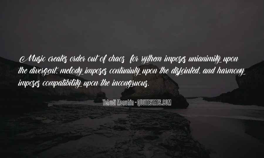 Contuniuty Quotes #1059575