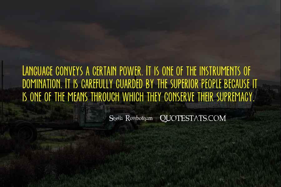 Conveys Quotes #1010491