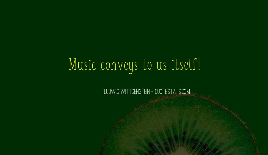 Conveys Quotes #1158549