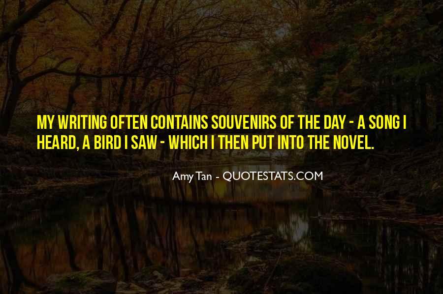 Quotes About Souvenirs #1455565