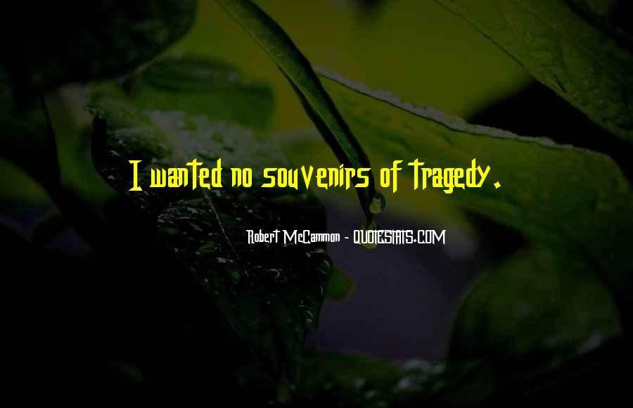 Quotes About Souvenirs #155349