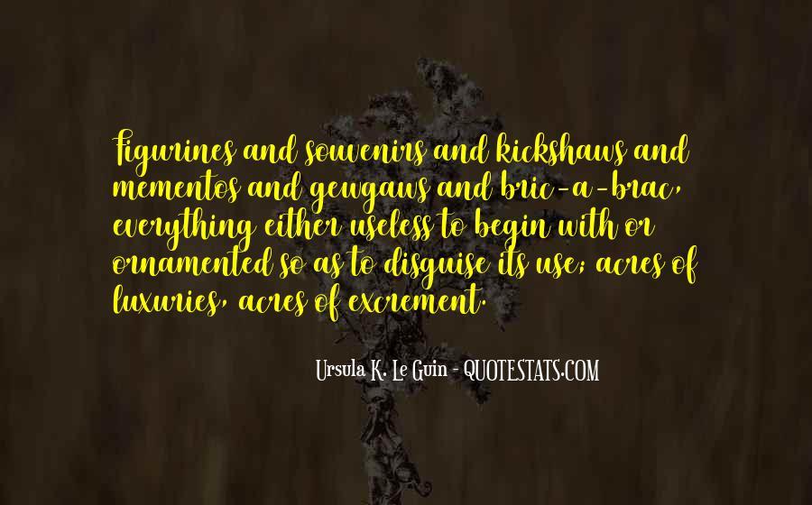 Quotes About Souvenirs #1596563