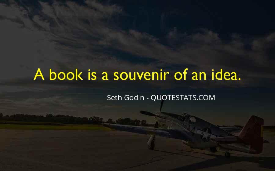 Quotes About Souvenirs #163367