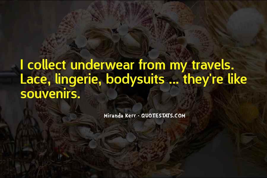 Quotes About Souvenirs #636733