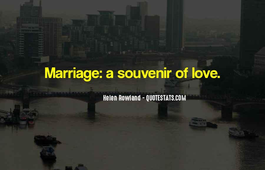 Quotes About Souvenirs #669113