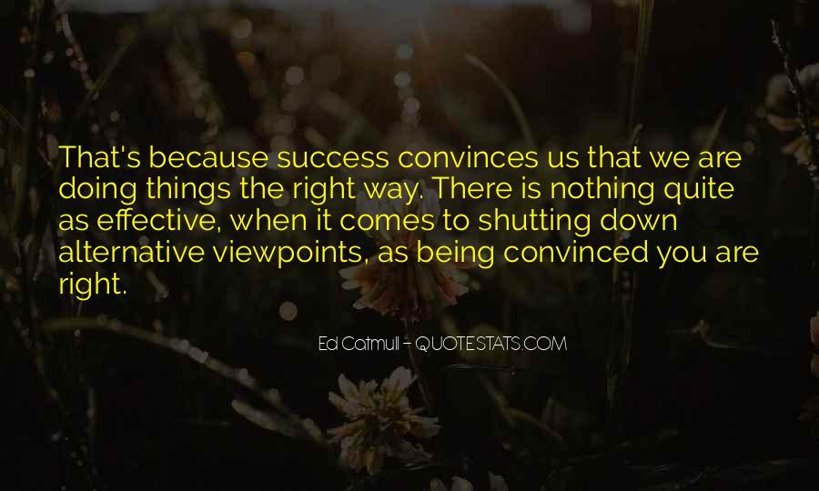 Convinces Quotes #1227680