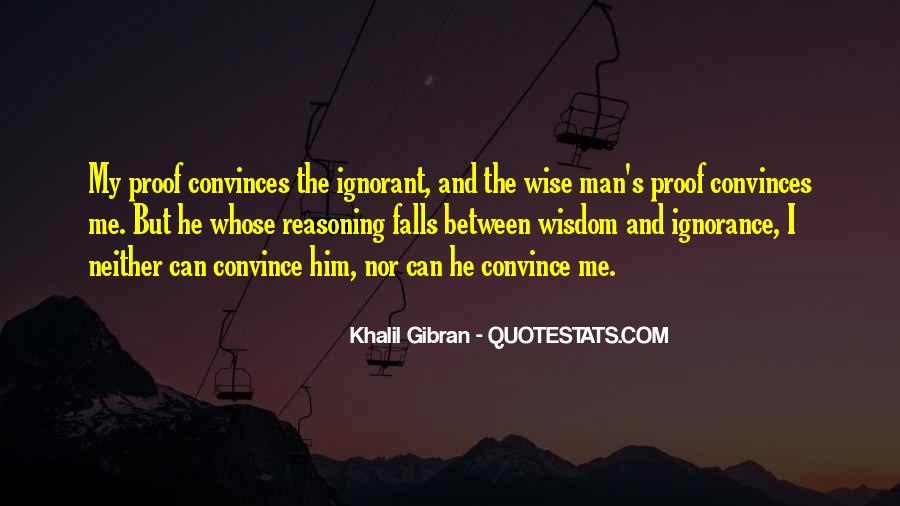 Convinces Quotes #1385368