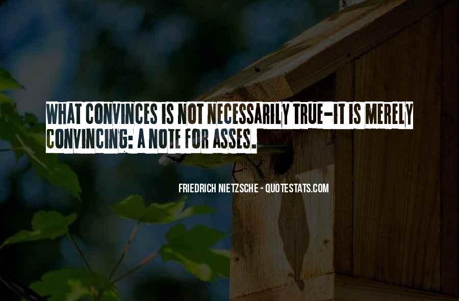 Convinces Quotes #1406649