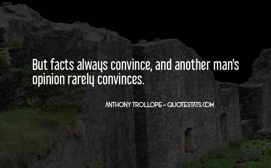 Convinces Quotes #1591705