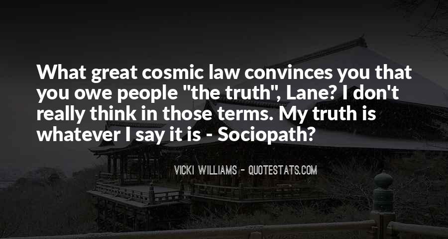 Convinces Quotes #1596591