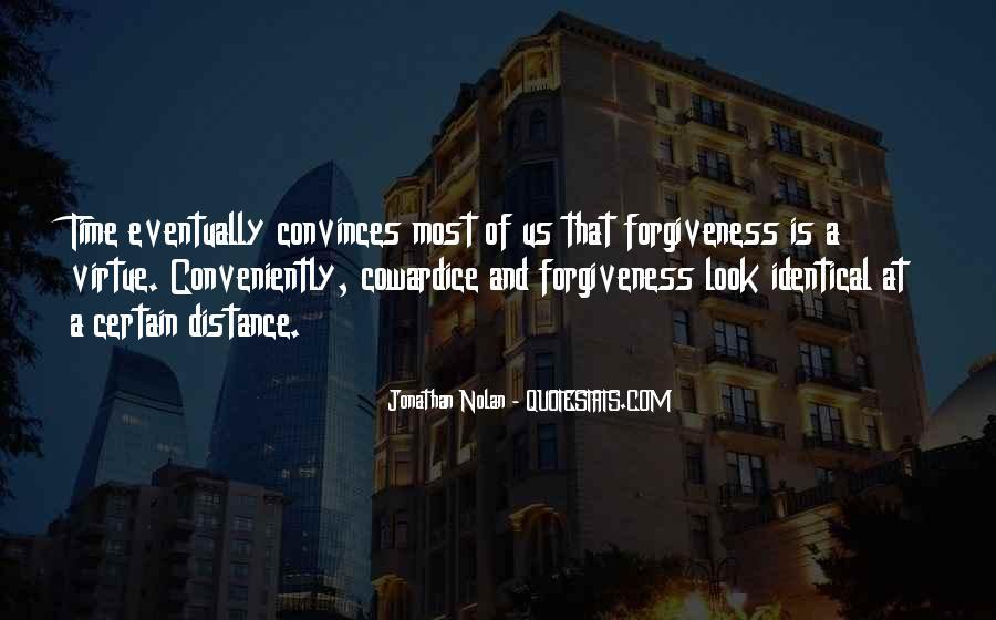 Convinces Quotes #1698705