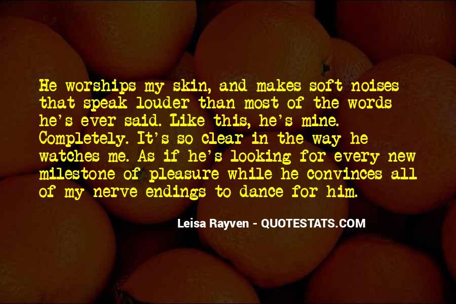 Convinces Quotes #1766938