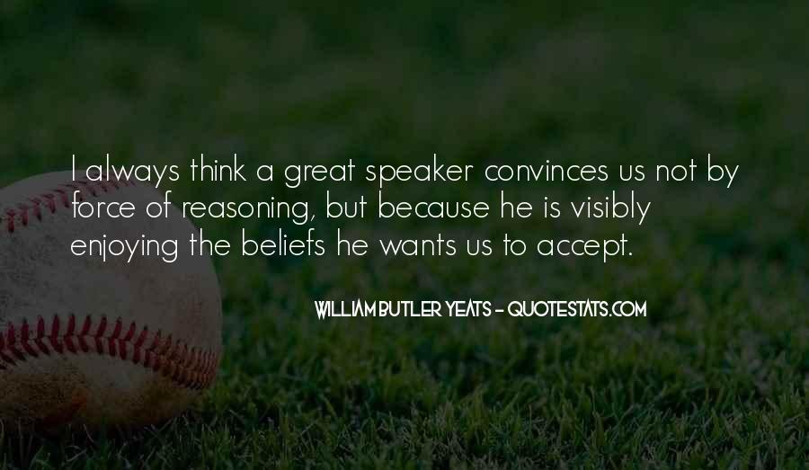 Convinces Quotes #486961
