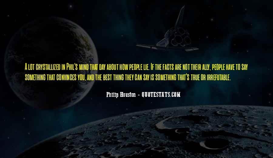 Convinces Quotes #50788