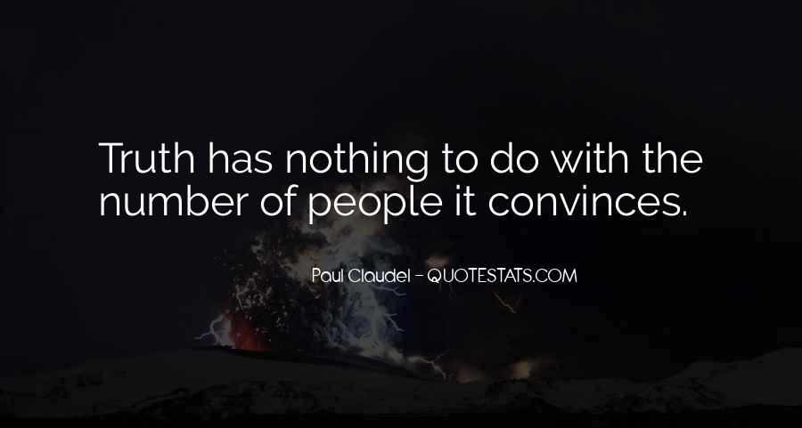 Convinces Quotes #541871