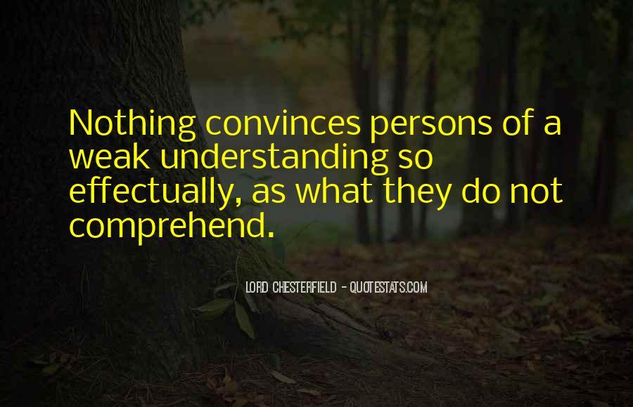 Convinces Quotes #548356