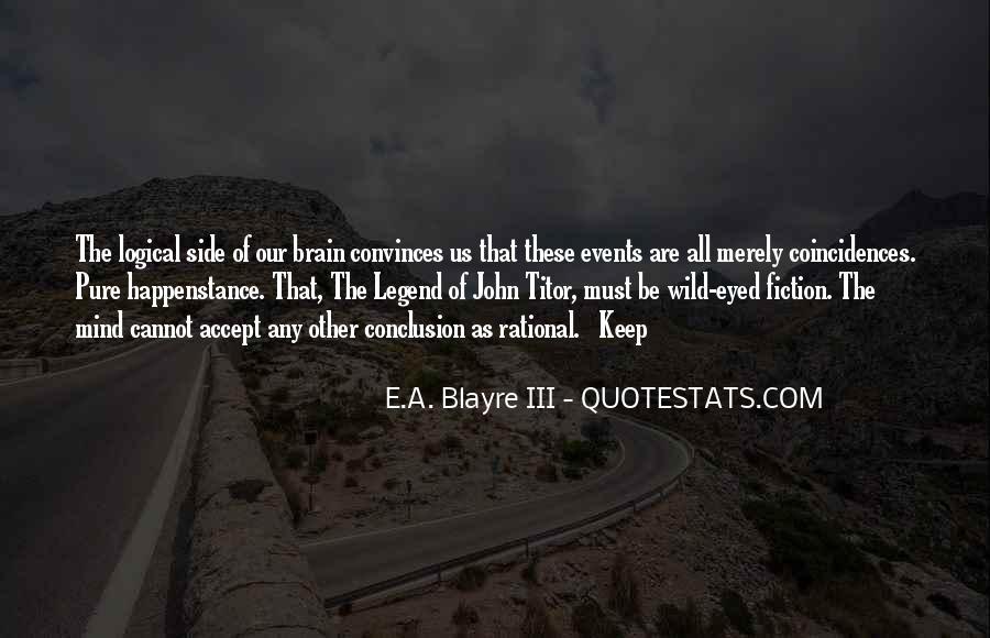 Convinces Quotes #646517