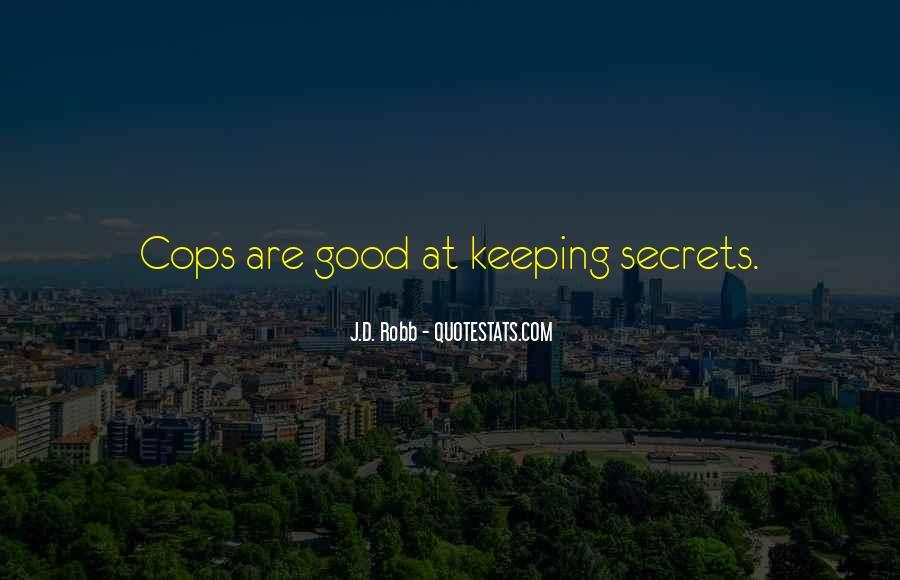 Cops'd Quotes #1261671