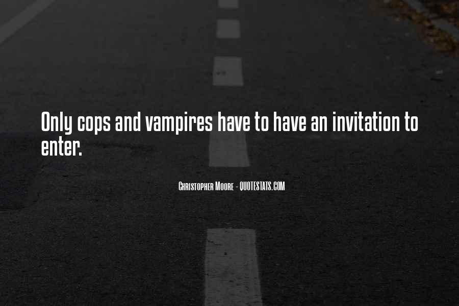 Cops'd Quotes #128516