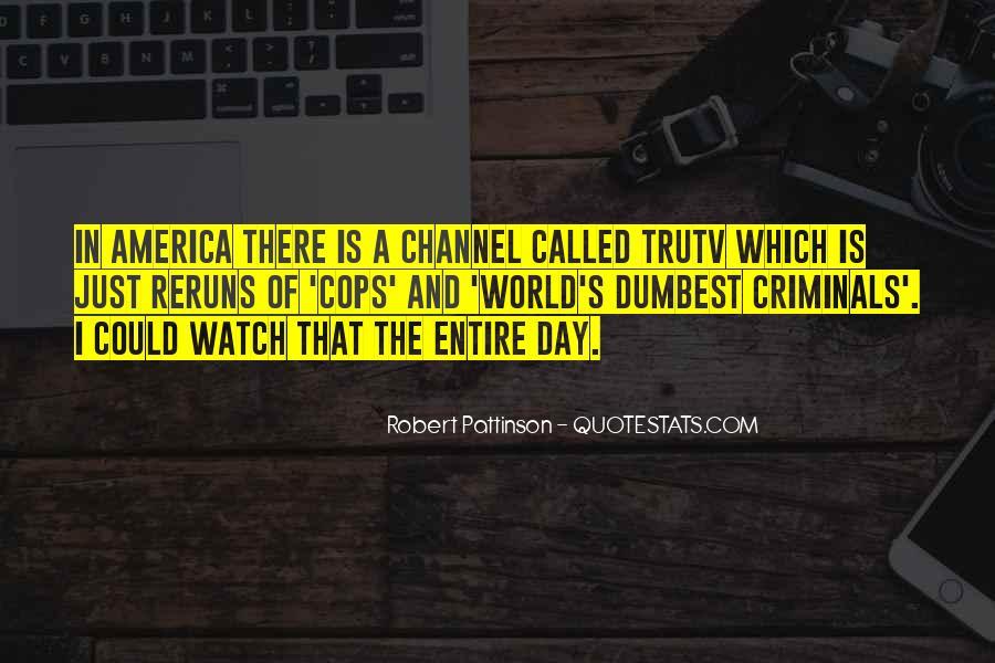 Cops'd Quotes #130987