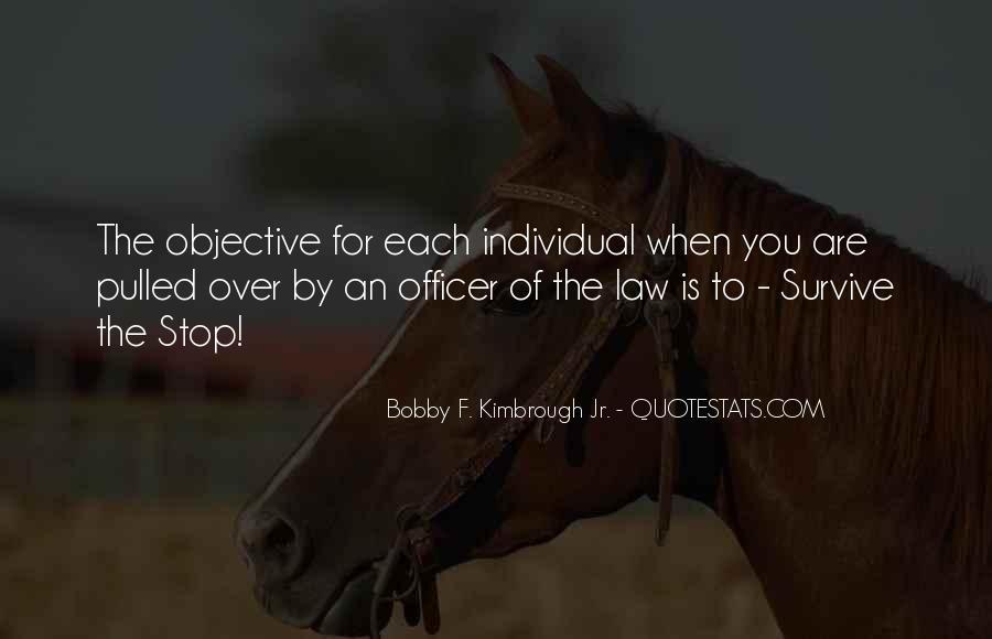 Cops'd Quotes #138242