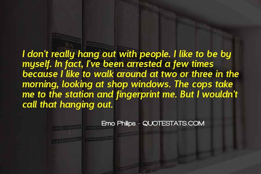 Cops'd Quotes #171161